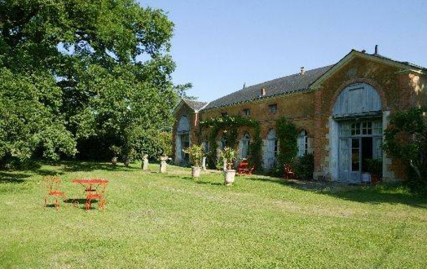 Location de vacances - Gîte à Durtal