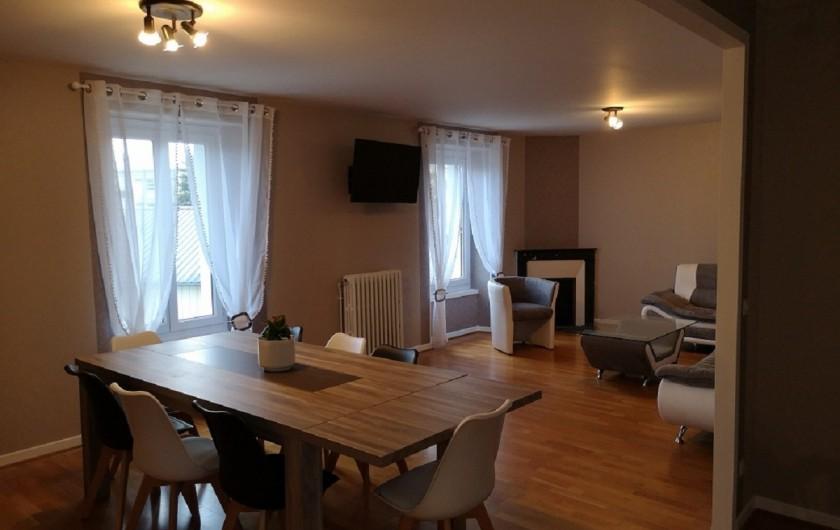 Location de vacances - Appartement à Sancergues