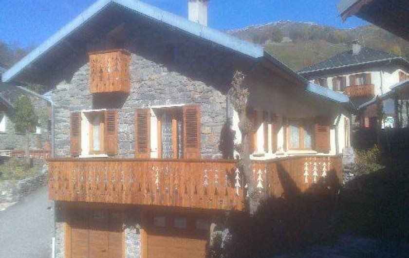 Location de vacances - Chalet à Saint-Martin-de-Belleville