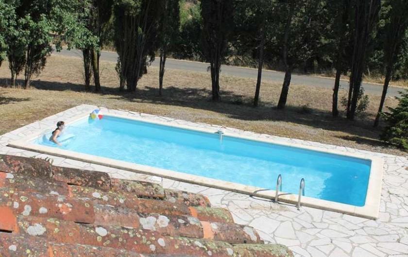 Location de vacances - Villa à Saint-Antonin-Noble-Val