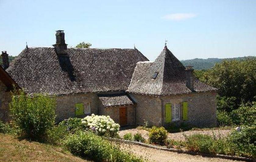 Location de vacances - Gîte à Saint-Martin-la-Méanne