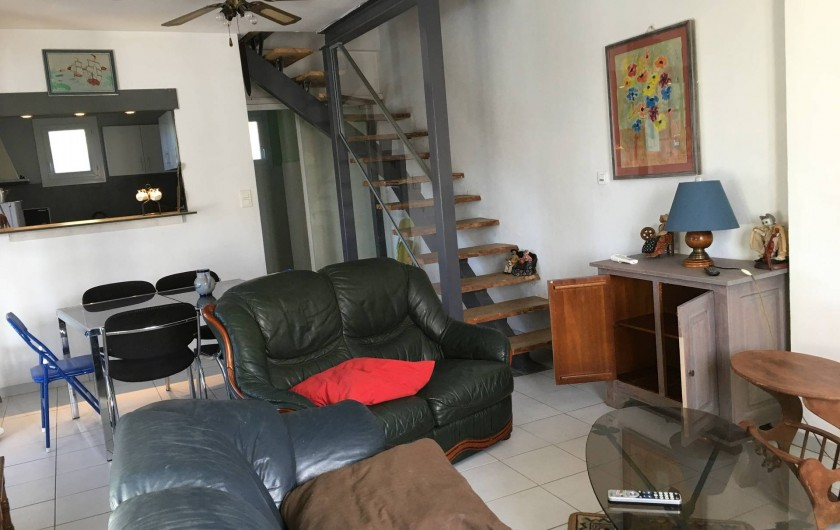 Location de vacances - Appartement à Montaren-et-Saint-Médiers