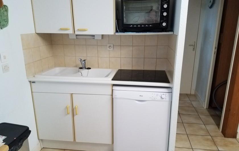 Location de vacances - Maison - Villa à Ronce les Bains - RDC : Coté cuisine
