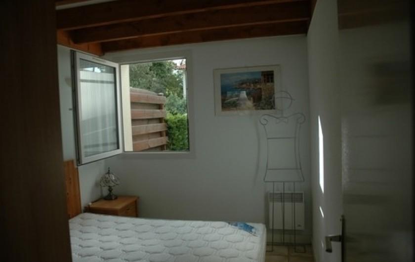 Location de vacances - Maison - Villa à Ronce les Bains - RDC : chambre 1