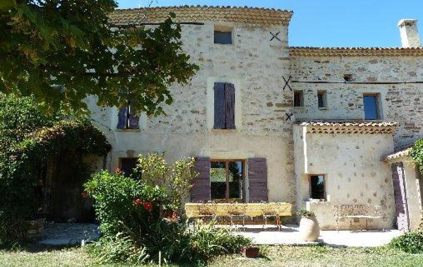 Location de vacances - Mas à Saint-Martin-les-Eaux