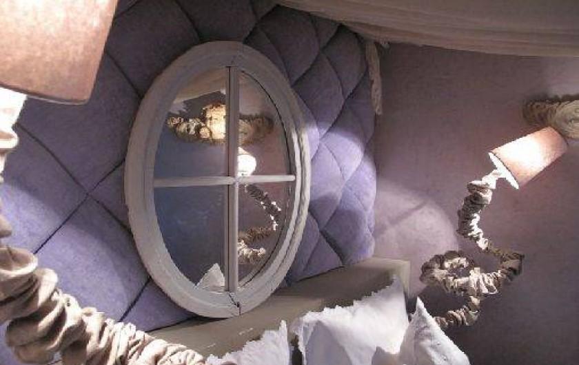 Location de vacances - Appartement à Strasbourg - Tête de lit