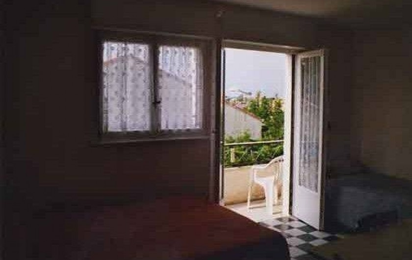 Location de vacances - Studio à Portiragnes