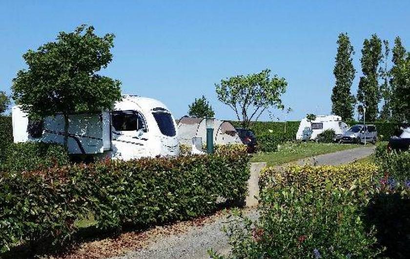 Location de vacances - Camping à La Plaine-sur-Mer