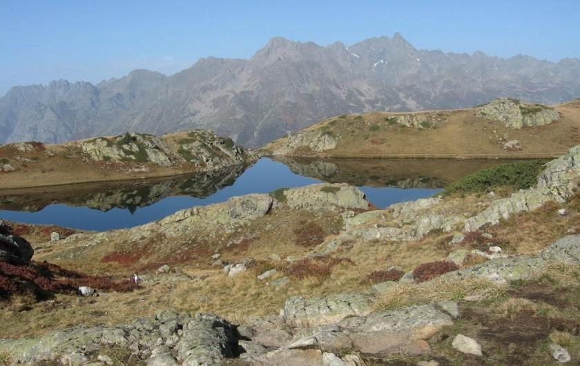 Location de vacances - Studio à L'Alpe d'Huez - Les lacs