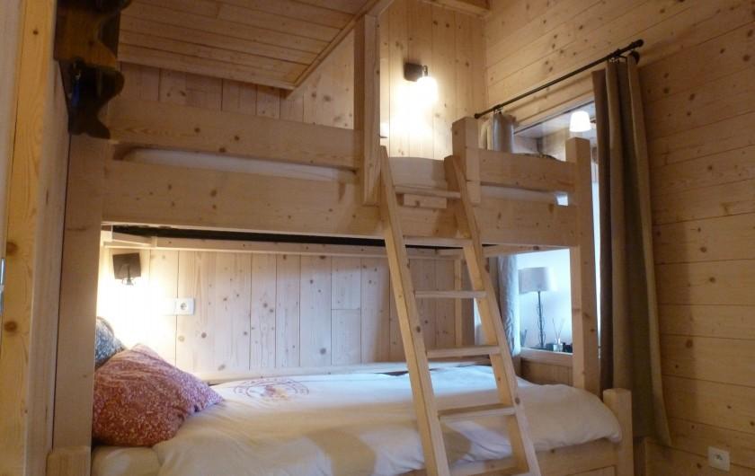 Location de vacances - Studio à L'Alpe d'Huez - coin montagne