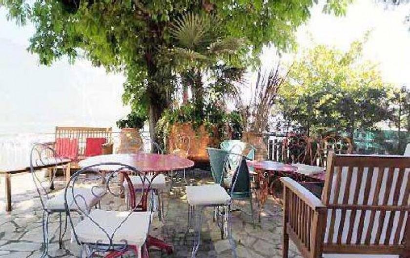 Location de vacances - Hôtel - Auberge à Viviers-du-Lac
