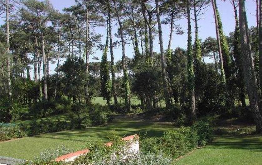Location de vacances - Villa à Moliets-et-Maa