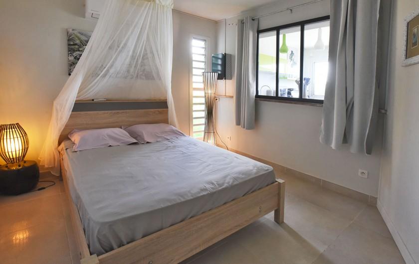 Location de vacances - Villa à Les Trois-Îlets - Chambre 2