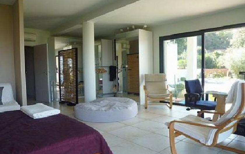 Location de vacances - Villa à Porticcio - Très grande chambre 3