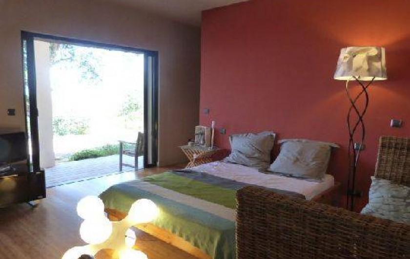 Location de vacances - Villa à Porticcio - Chambre 2
