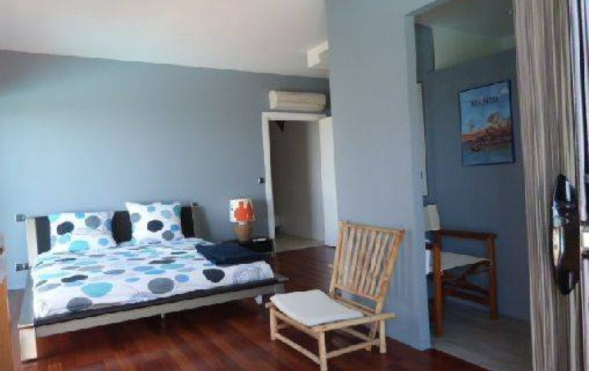 Location de vacances - Villa à Porticcio - Chambre 4