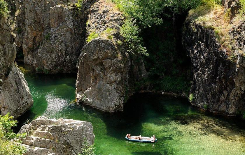 Location de vacances - Gîte à Chirols - A voir/ A faire