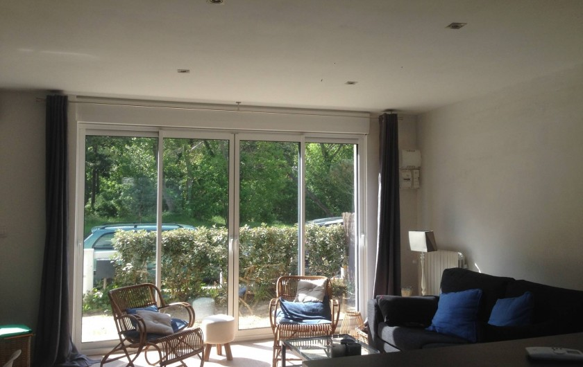 Location de vacances - Villa à Le Touquet-Paris-Plage - coin salon