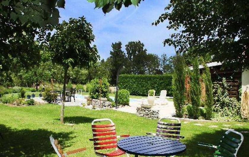 Location de vacances - Chambre d'hôtes à Prudhomat