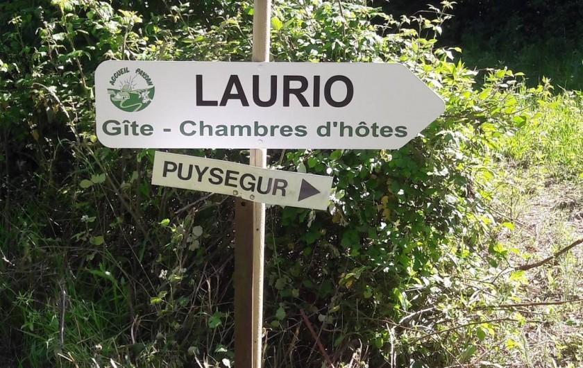 Location de vacances - Chambre d'hôtes à Louslitges