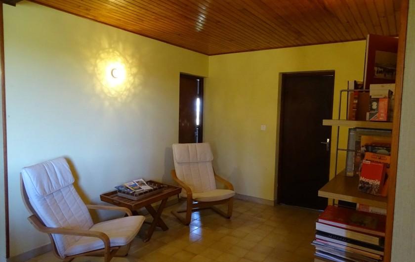 Location de vacances - Chambre d'hôtes à Louslitges - Espace détente 2