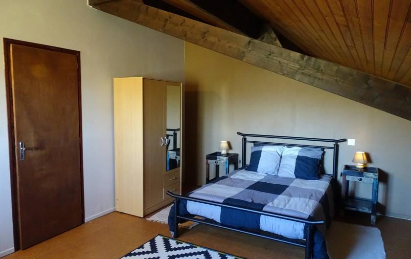 Location de vacances - Chambre d'hôtes à Louslitges - Afrique 1