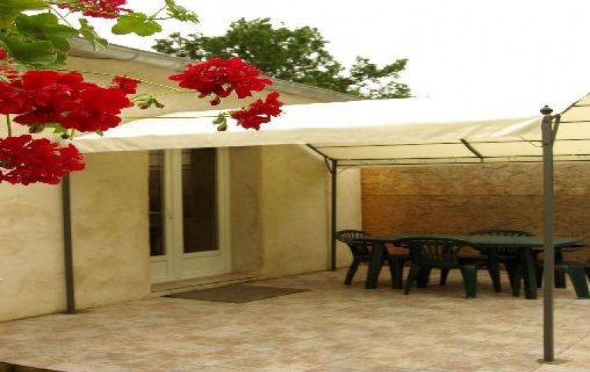 Location de vacances - Gîte à La Salvetat-Belmontet