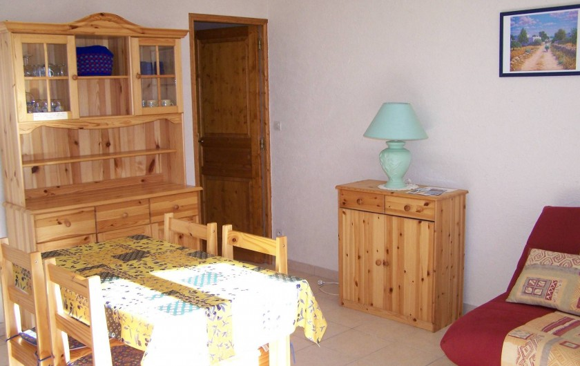 Location de vacances - Appartement à Le Vigan