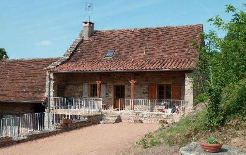 Location de vacances - Gîte à Buffières