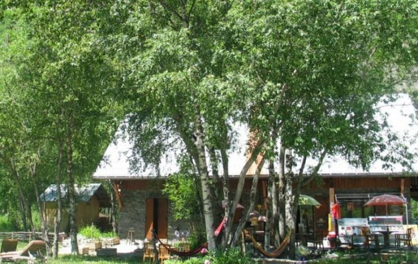 Location de vacances - Gîte à Saint-Christophe-en-Oisans