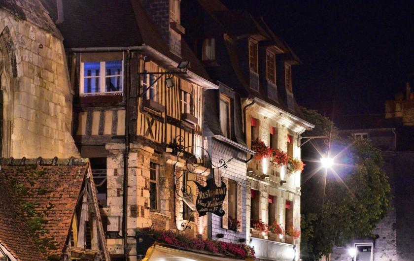 Location de vacances - Appartement à Honfleur - Quai St Etienne