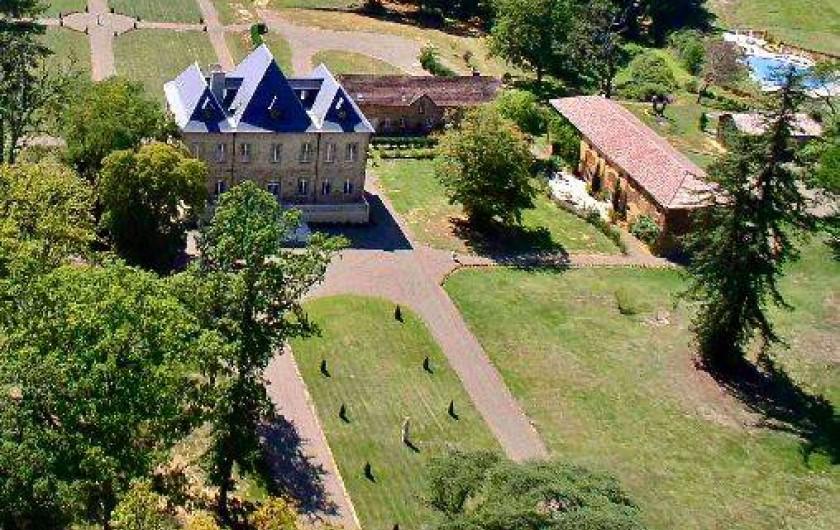 Location de vacances - Appartement à Caupenne-d'Armagnac