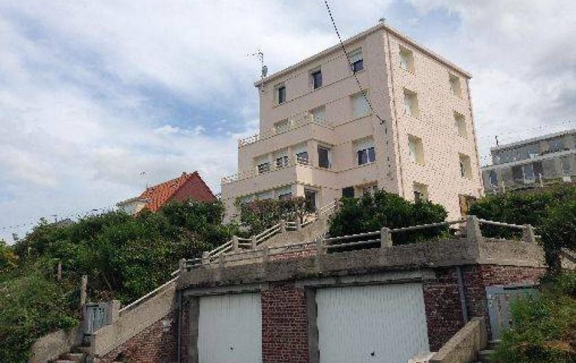 Location de vacances - Appartement à Ault - Location au dernier étage