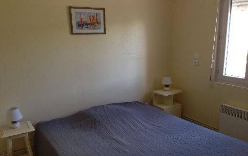 Location de vacances - Appartement à Ault - Chambre 2 ( 10 m²)