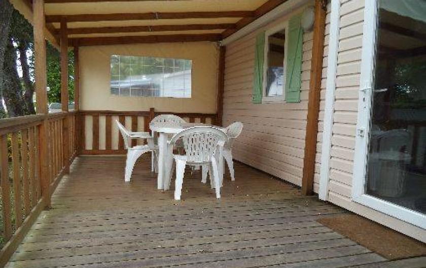Location de vacances - Camping à Saint-Palais-sur-Mer