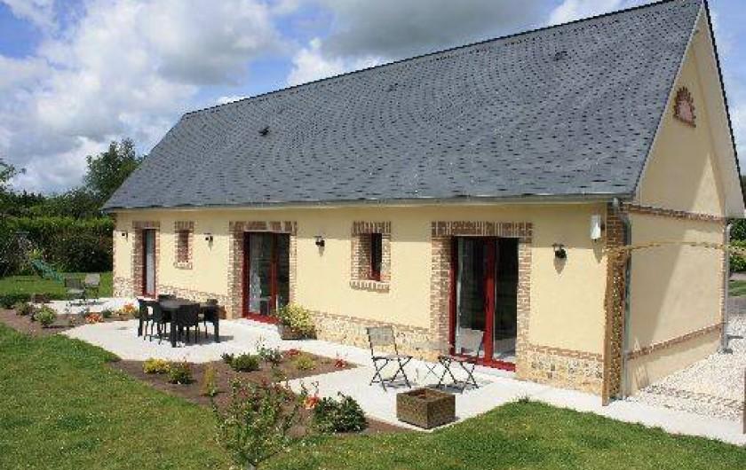 Location de vacances - Chambre d'hôtes à Sausseuzemare-en-Caux