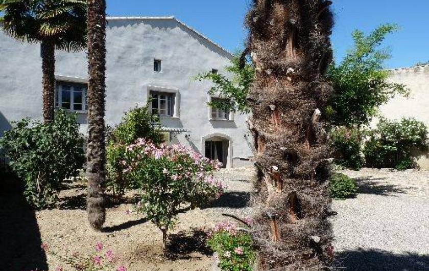 Location de vacances - Gîte à Cournanel - Extérieur Gîte Adèle