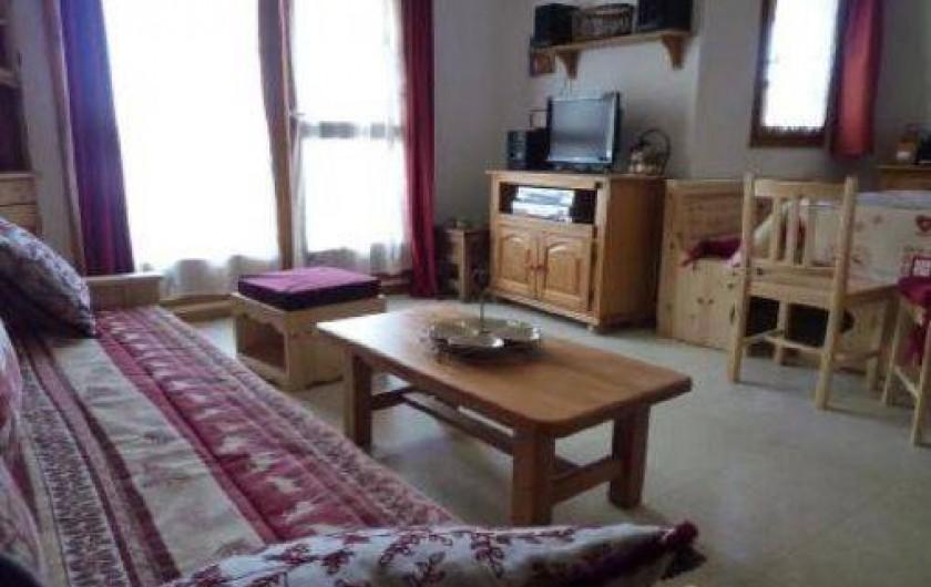 Location de vacances - Appartement à Vallandry