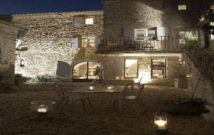 Location de vacances - Chambre d'hôtes à Gordes