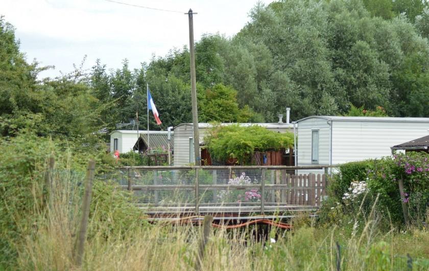 Location de vacances - Bungalow - Mobilhome à Aire-sur-la-Lys
