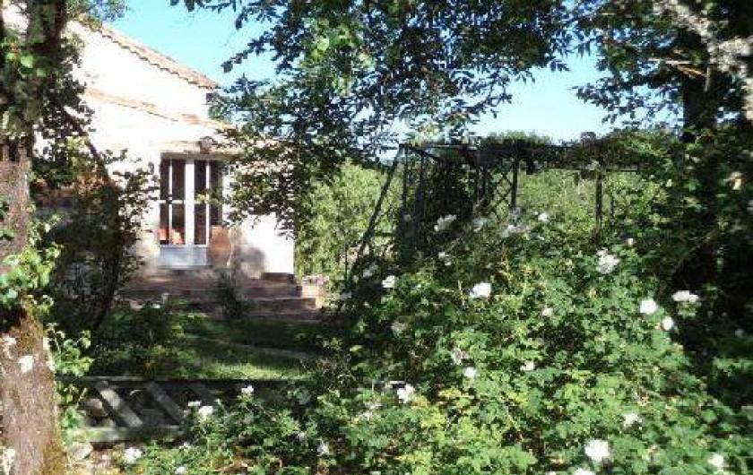 Location de vacances - Chambre d'hôtes à Trespoux-Rassiels