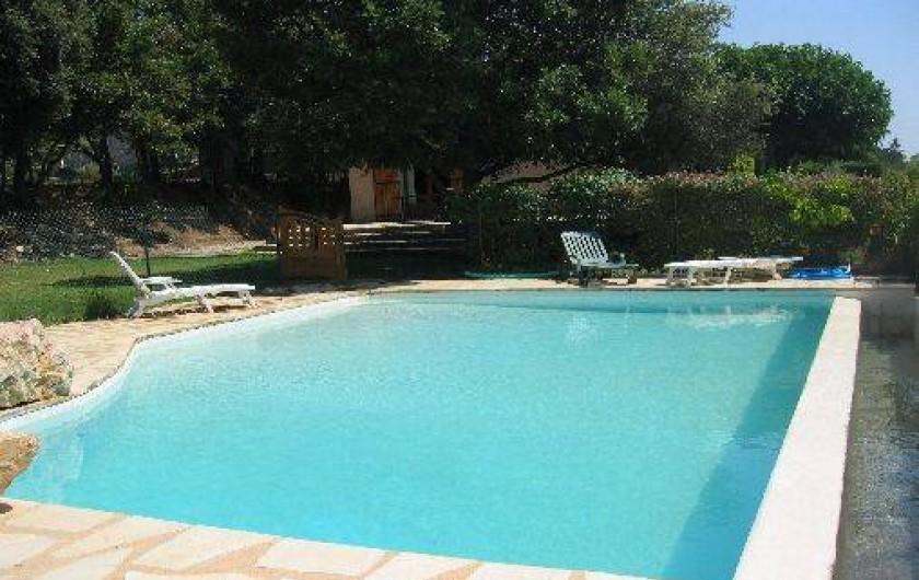 Grande villa avec piscine priv e et chauff e vinon sur for Piscine vinon sur verdon