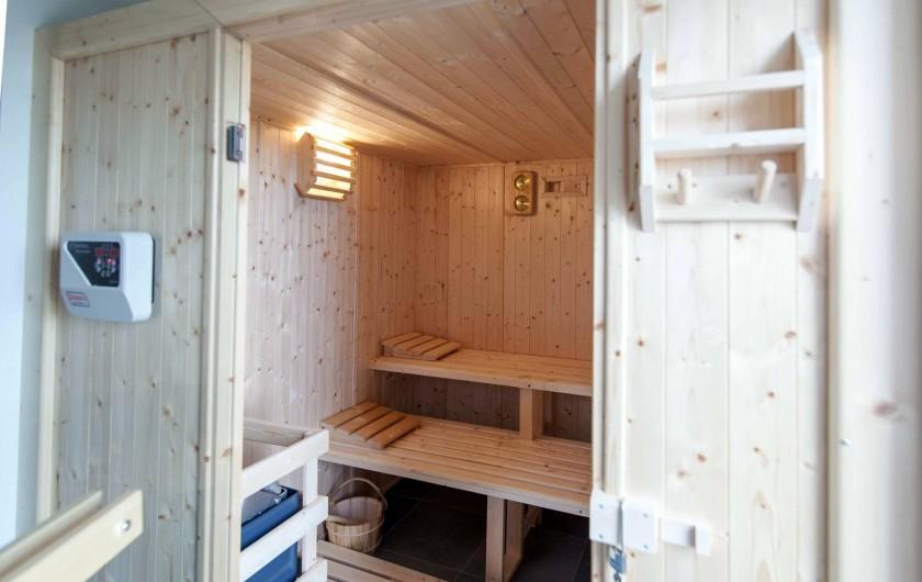 Location de vacances - Gîte à Reville - Sauna
