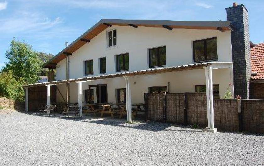 Location de vacances - Gîte à Manhay