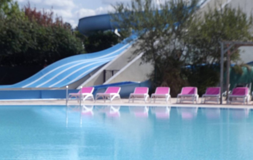 Location de vacances - Bungalow - Mobilhome à Gastes - PISCINES