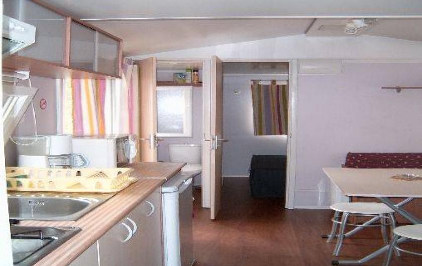 Location de vacances - Camping à La Roquette-sur-Siagne
