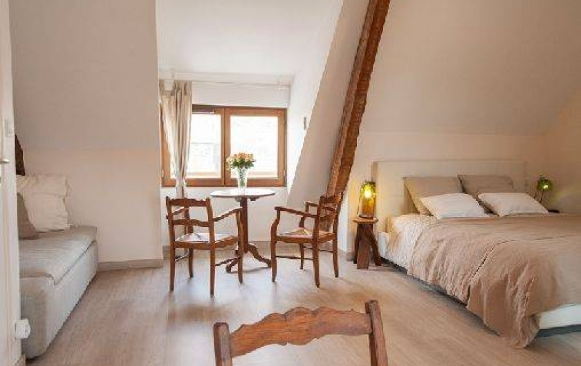 Location de vacances - Chambre d'hôtes à Le Mont-Saint-Michel