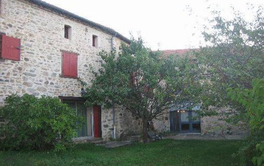 Location de vacances - Gîte à Saint-Beauzire