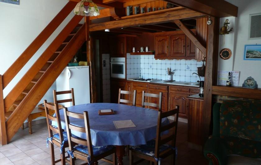 Location de vacances - Villa à La Tranche-sur-Mer - cuisine