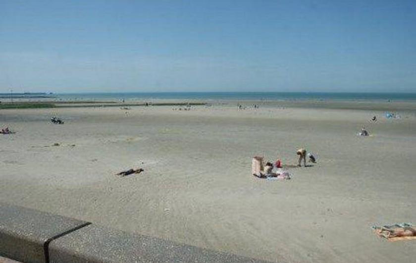 Location de vacances - Appartement à Wimereux - Vue mer